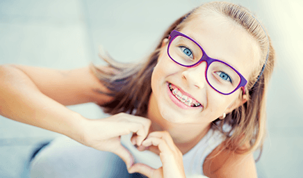 If you are interested in improving the health and beauty of your child's smile, you may wish to explore orthodontic treatment including braces.